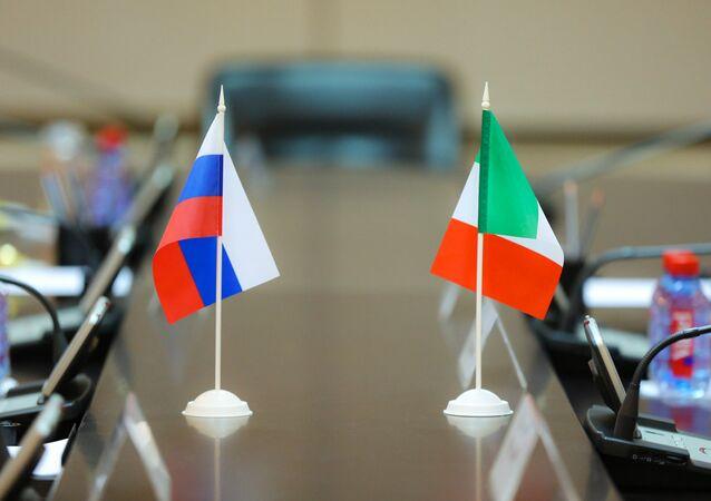 İtalya, Rusya