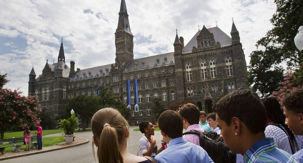 Georgetown Üniversitesi