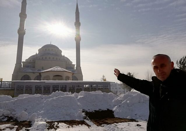 Jeofizik Mühendisleri Odası Erzurum Bölge Başkanı Çınar