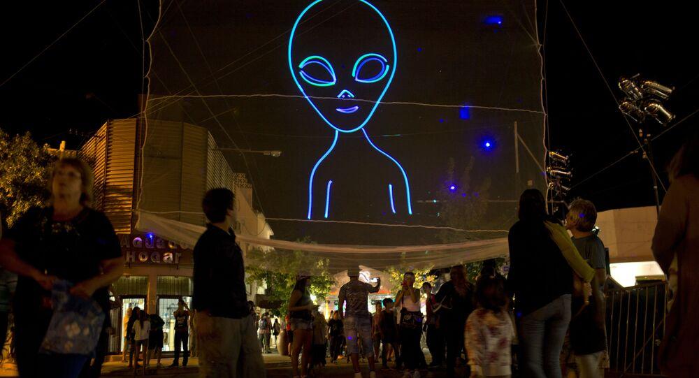 UFO- Uzaylı