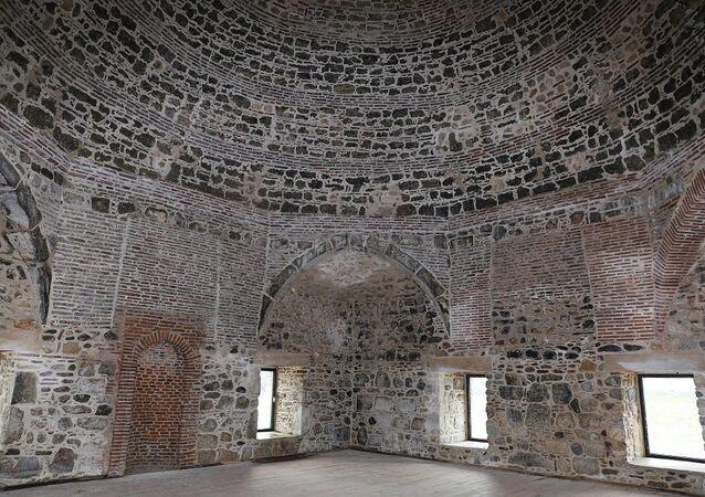 Kanuni'nin yaptırdığı tarihi mesci