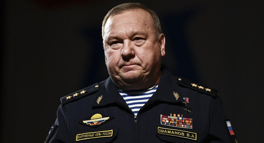 Duma Savunma Komitesi Başkanı Vladimir Şamanov