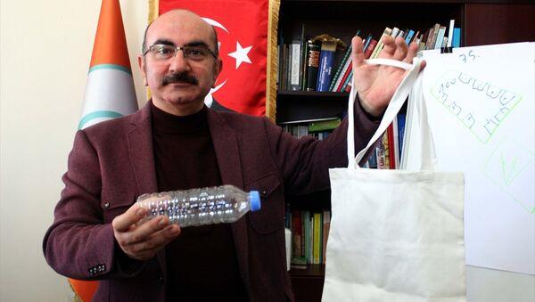 Edirne Belediye Başkan Yardımcısı Dr. Ertuğrul Tanrıkulu - Sputnik Türkiye