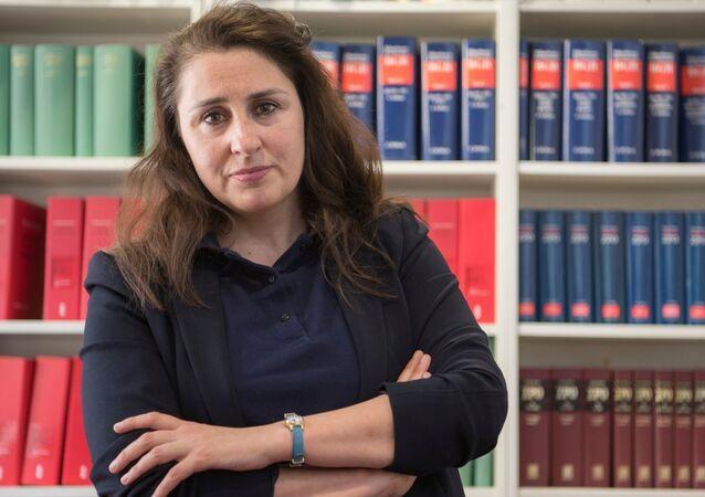 NSU davasının müdahil avukatlarından Seda Başay Yıldız