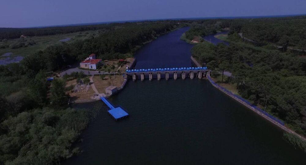 Terkos Barajı