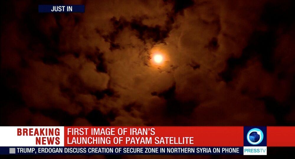 İran- Uydu