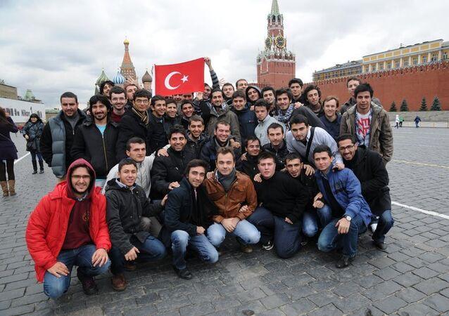 MEPhI'nin Türk öğrencileri