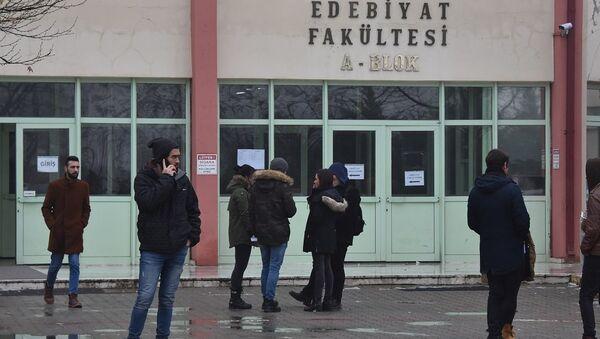 Trakya Üniversitesi Edebiyat Fakültesi - Sputnik Türkiye