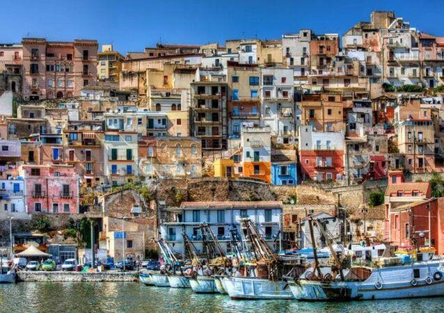 İtalya -  Sambuca