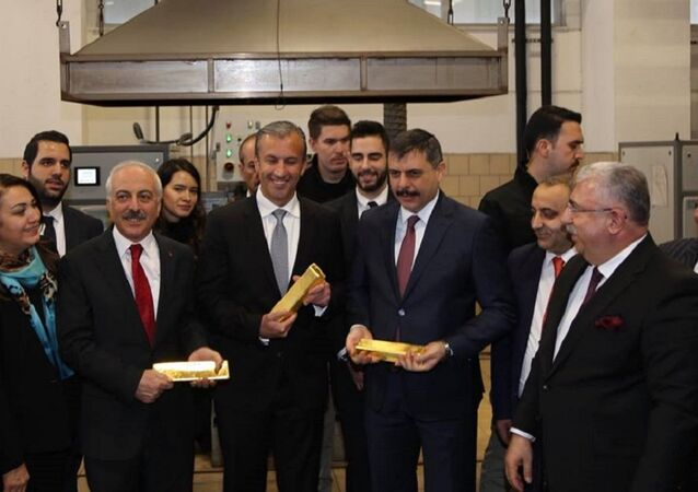 Nicolas Maduro'nun Ekonomiden Sorumlu Yardımcısı Tareck Zaidan El Aissami Maddah