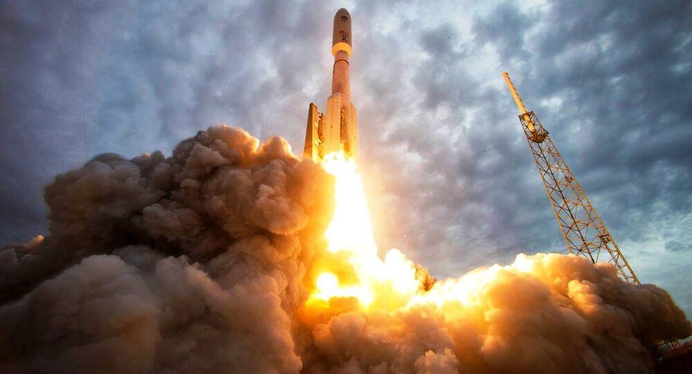 United Launch Alliance (ULA) füzesi