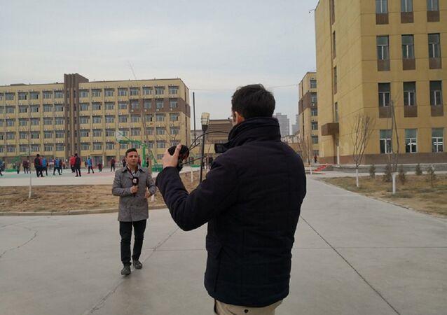 ATV muhabiri Erdal Kuruçay