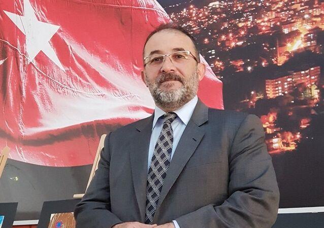 Afşin Belediye Başkanı Mehmet Fatih Güven