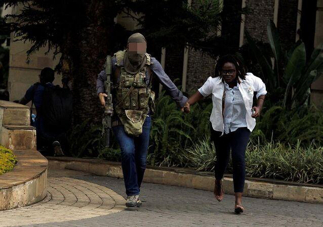 Kenya - saldırı