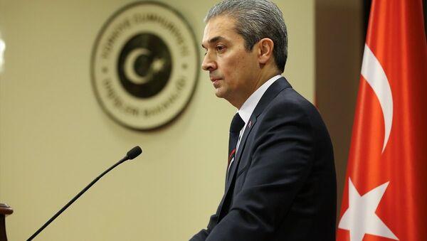 Dışişleri Bakanlığı Sözcüsü Hami Aksoy - Sputnik Türkiye