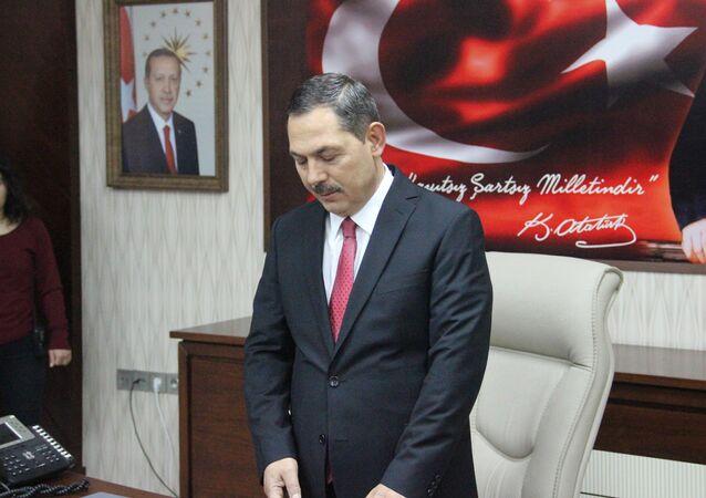 Zonguldak'ın Ereğli ilçesi Belediye Başkanı Hüseyin Uysal