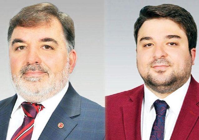 Necip Nalbantoğlu - Emre Ahmet Nalbantoğlu