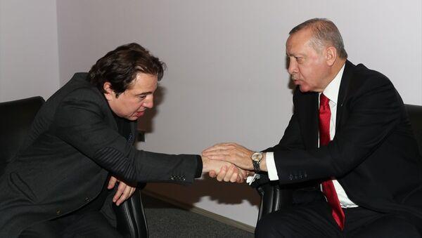 Fazıl Say - Recep Tayyip Erdoğan - Sputnik Türkiye