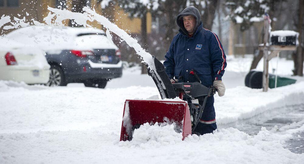 ABD- kar fırtınası