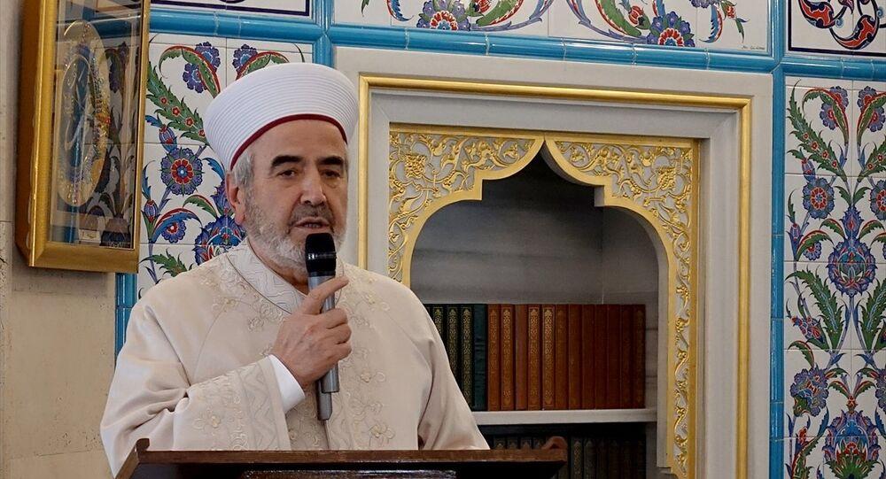 İstanbul Müftüsü Hasan Kamil Yılmaz