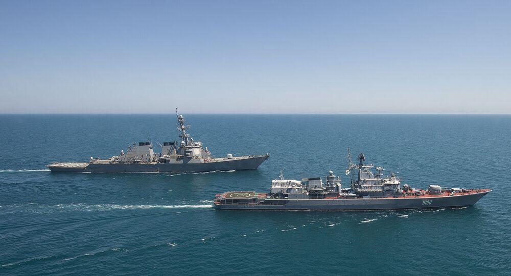 ABD Donanması - Karadeniz