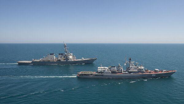 ABD Donanması - Karadeniz - Sputnik Türkiye