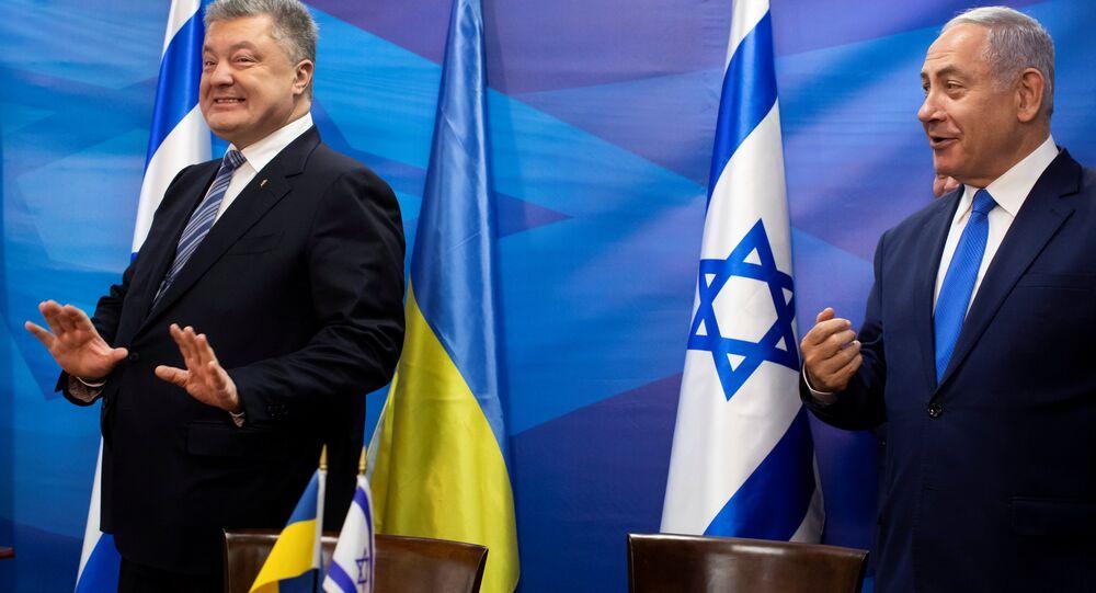 Poroşenko, Netanyahu