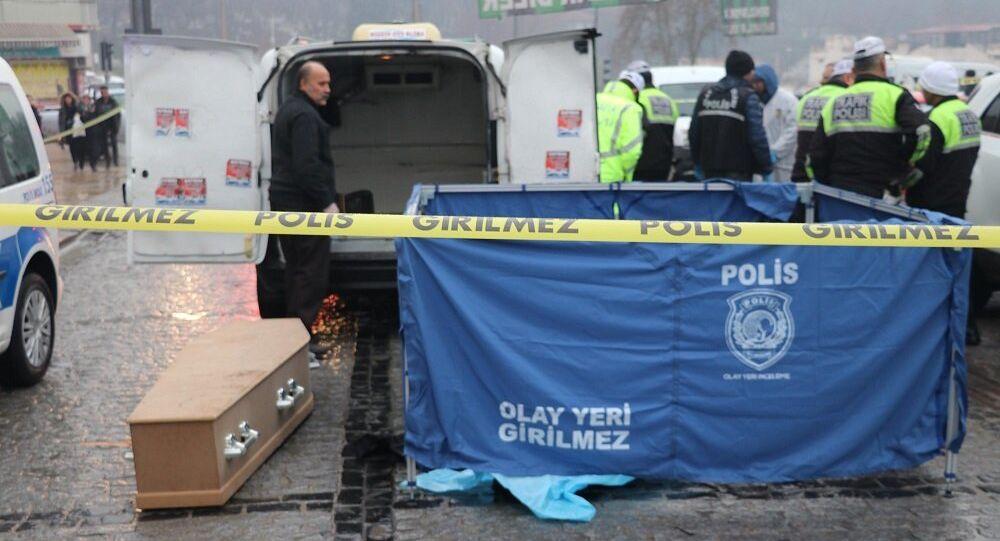 Zinnur Tomay, Denizli, trafik kazası