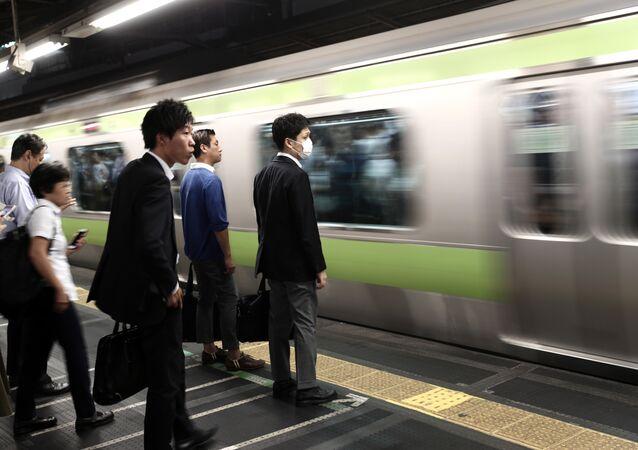 Japonya - metro