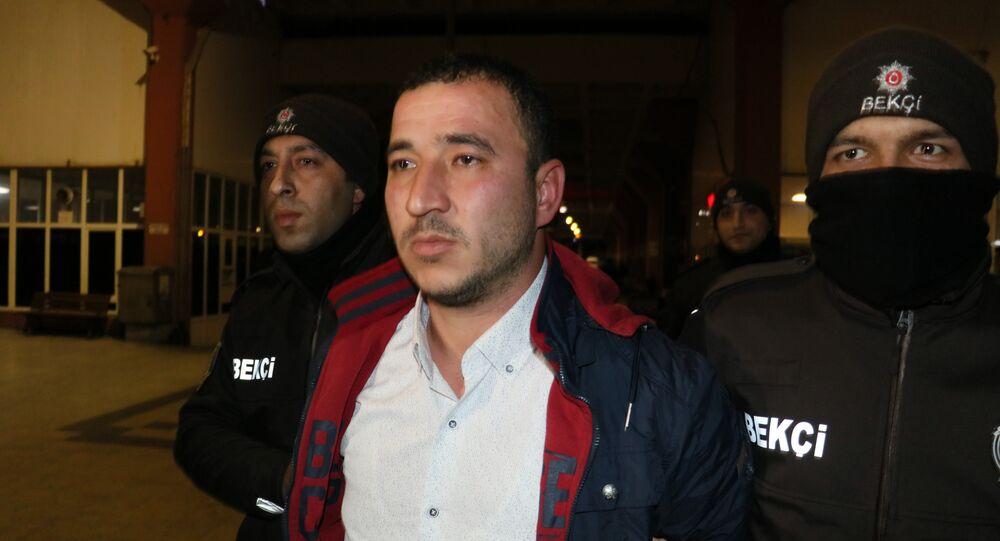 Adana'da bir ihbar: 'Canlı bombayım, kendimi patlatacağım'