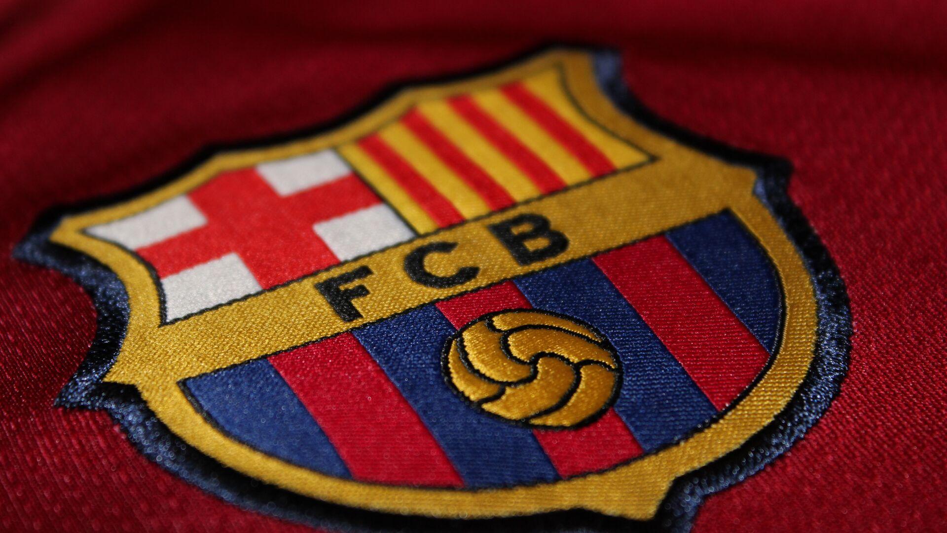 Logo de FC Barcelona - Sputnik Türkiye, 1920, 31.08.2021