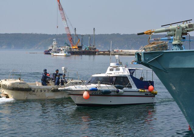 Japonya - balina avı