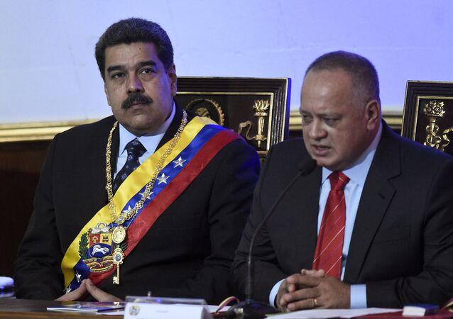 Nicolas Maduro - Diosdado Cabello