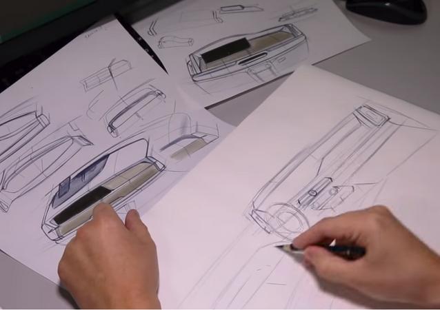 Putin'in yerli ve zırhlı limuzininin tasarım ve gelişim süreci