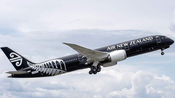 New Zealand Havayolları - Sputnik Türkiye