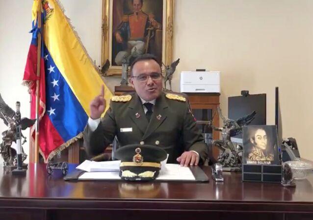Venezüella'nın ABD'deki Savunma Ateşesi
