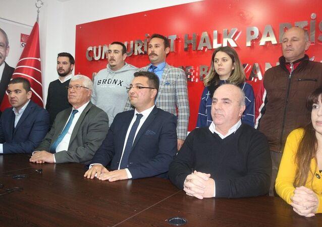 CHP Marmaris İlçe Yönetimi istifa etti