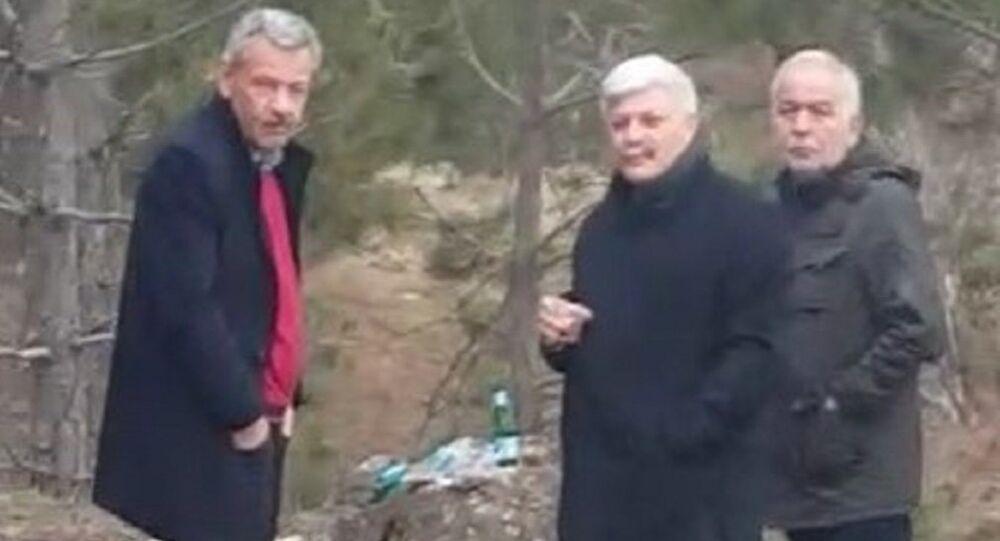 Makam aracında alkol alan CHP'li Dağ'a tepki: Votka, viski belediyenin kanunu bu mu?