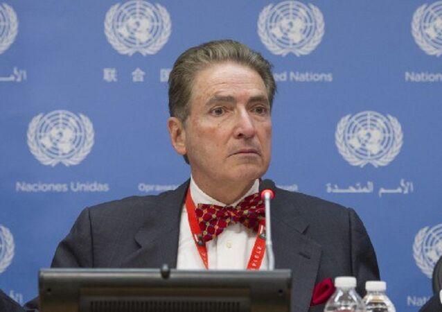 Birleşmiş Milletler (BM) eski Özel Raportörü Alfred de Zayas