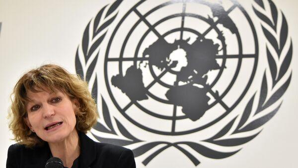 Agnes Callamard - Sputnik Türkiye