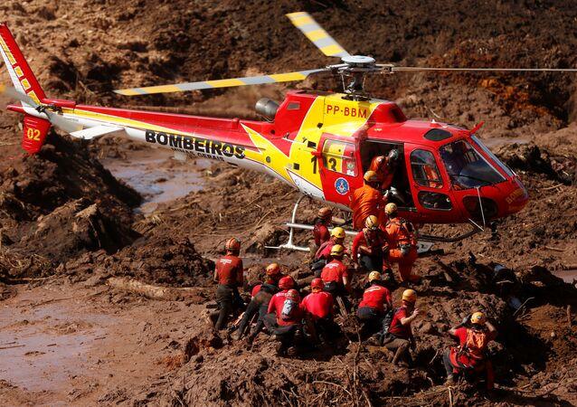 Brezilya maden faciası