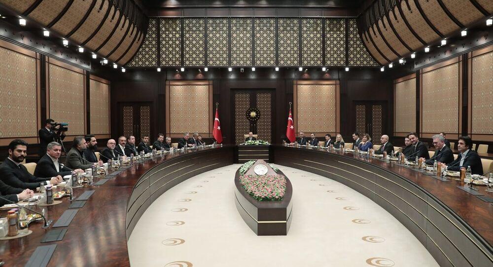 Türkiye Cumhurbaşkanı Recep Tayyip Erdoğan- Sinema