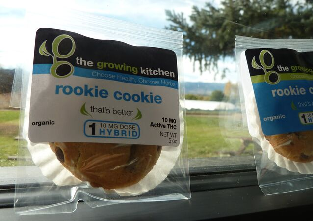 Esrarlı kurabiye