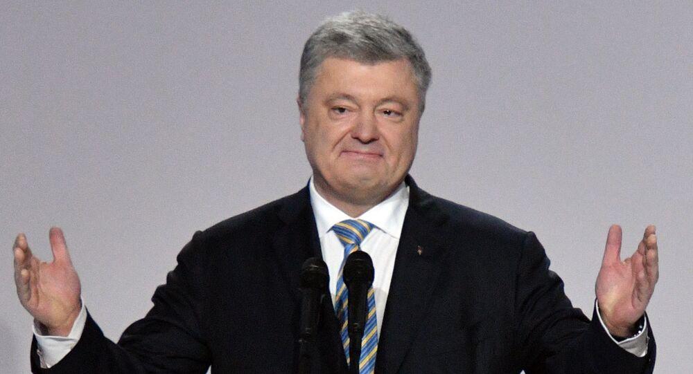 Ukrayna Devlet Başkanı Pytor Poroşenko