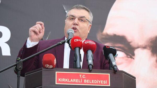 Mehmet Siyam Kesimoğlu - Sputnik Türkiye