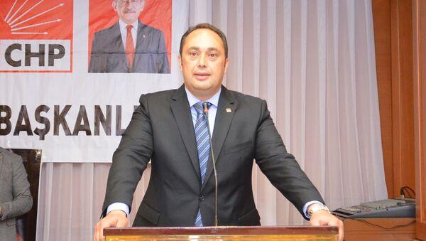 CHP'nin Fatih Belediye Başkan Adayı Özimer: Fatih'te petrol yok ama elmas madeni üzerindeyiz - Sputnik Türkiye