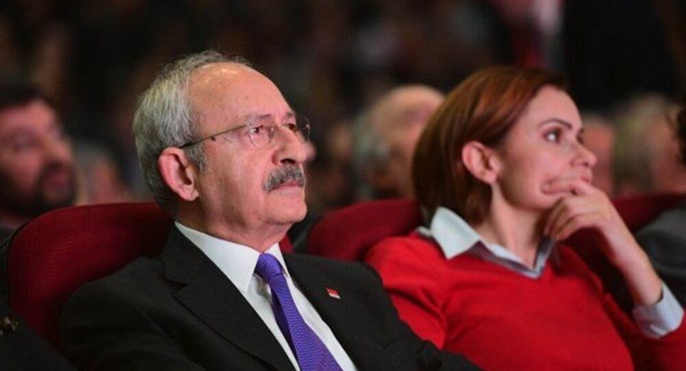 Kemal Kılıçdaroğlu - Canan Kaftancıoğlu