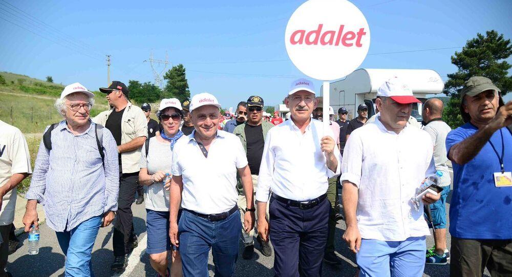Aykurt Nuhoğlu - Kemal Kılıçdaroğlu