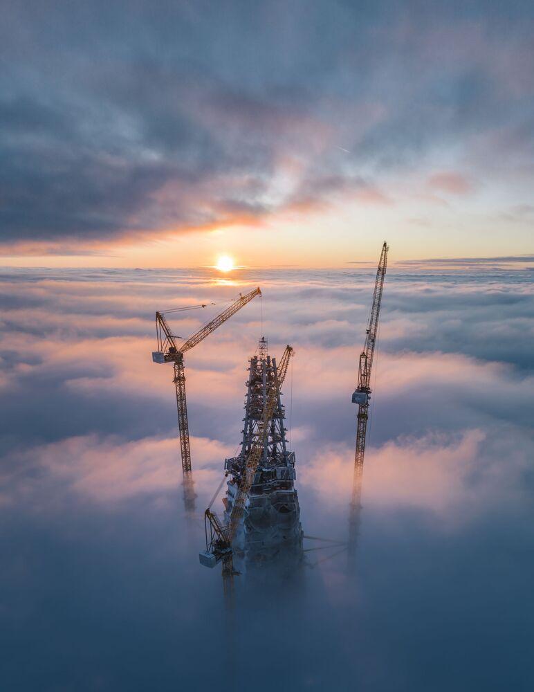 2018 'The Art of Building' mimari fotoğraf yarışmasının kazananları
