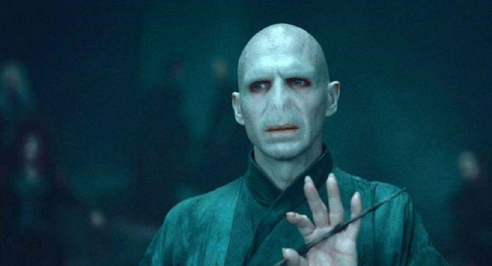 Harry Potter film serisinde yer alan Lord Voldemort karakteri